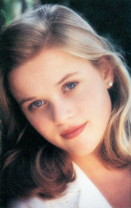 Reese Witherspoon Yearbook Photo