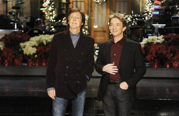 Reasons to watch SNL: Paul McCartney