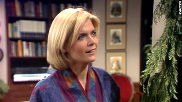 Meredith Baxter as Elyse Keaton on 'Family Ties'