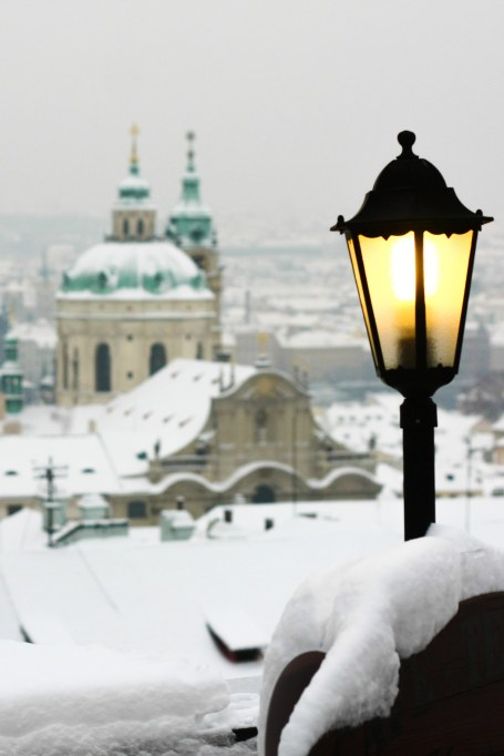 Picture-Perfect Winter Destinations: Prague, Czech Republic