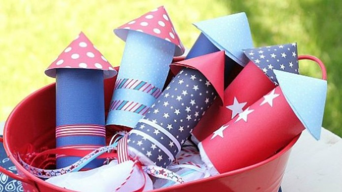 9 Pretty and patriotic Fourth of