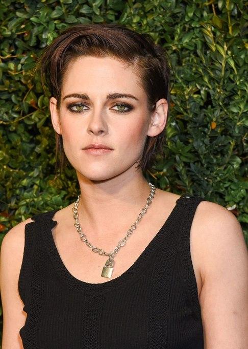 Dramatic Celebrity Hair Makeovers | Before: Kristen Stewart