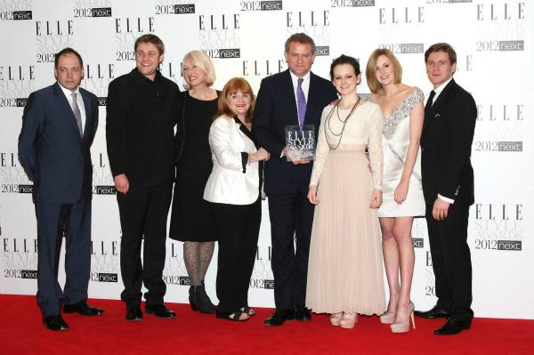 Downton Abbey: Finale a huge ratings