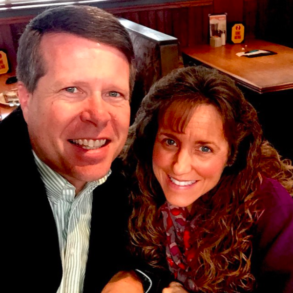 Michelle and Jim Bob Duggar now picture