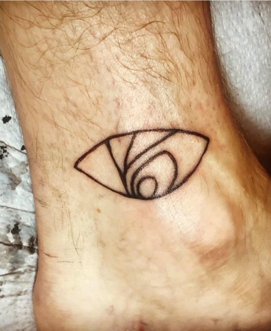 Celebrity Tattoos 2017: Neil Patrick Harris