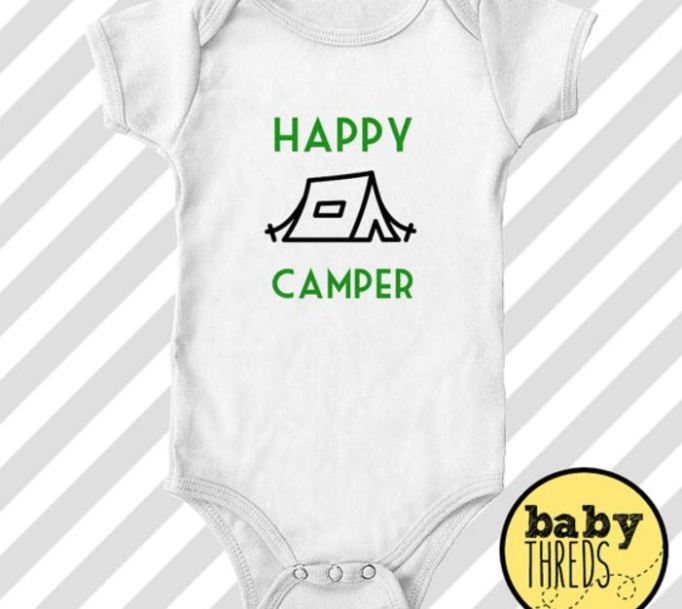 Don't take baby camping without these essentials.