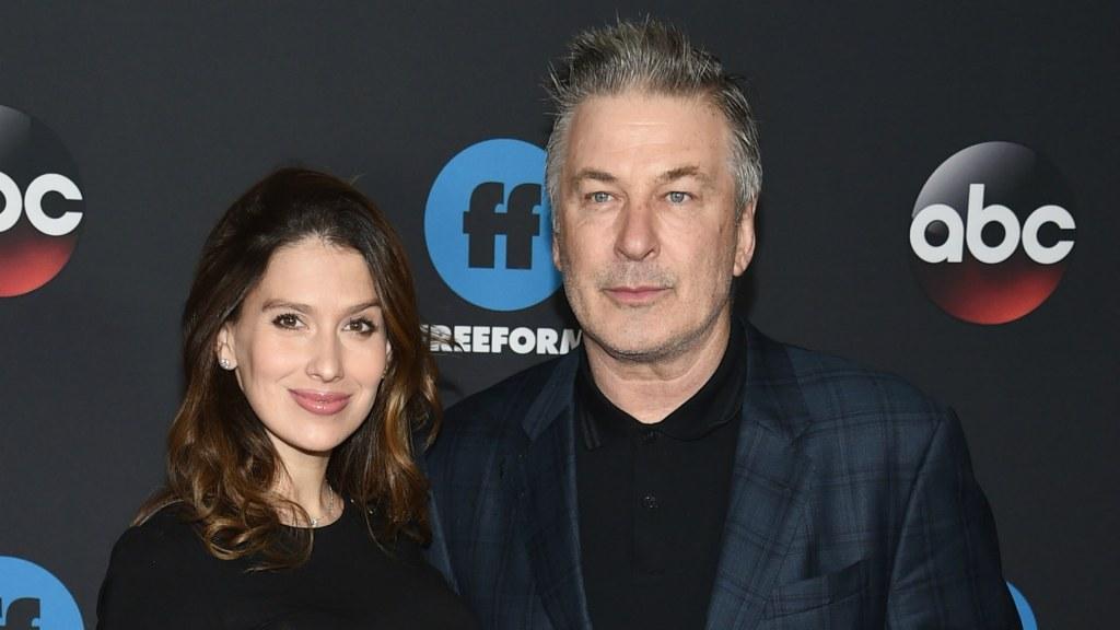 Alec & Hilaria Baldwin Welcome a Baby Boy - SheKnows