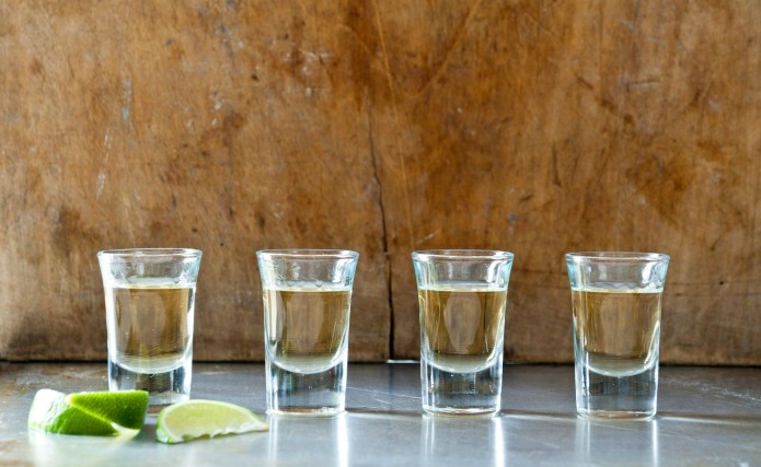Let's pretend tequila is the new