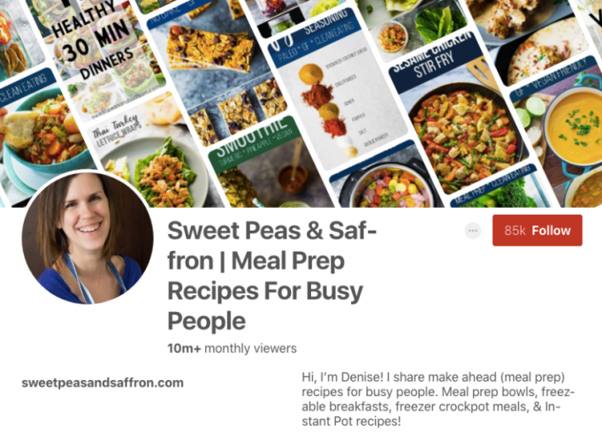 Sweet Peas & Saffron