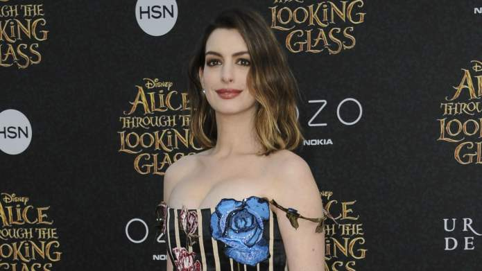 Anne Hathaway Might Be Cast as