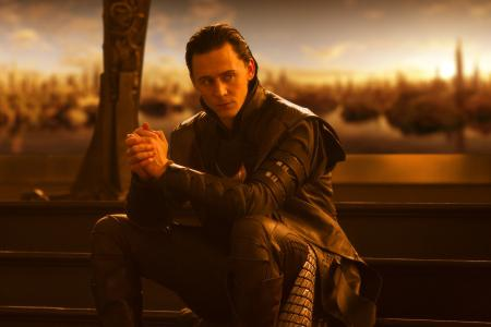 Tom Hiddleston finds magic and mayhem