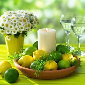Create a stunning spring tablescape