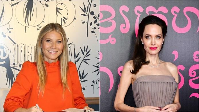 Gwyneth Paltrow & Angelina Jolie Tell