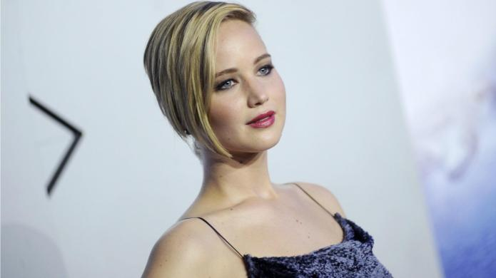 VIDEO: Jennifer Lawrence was totally wasted