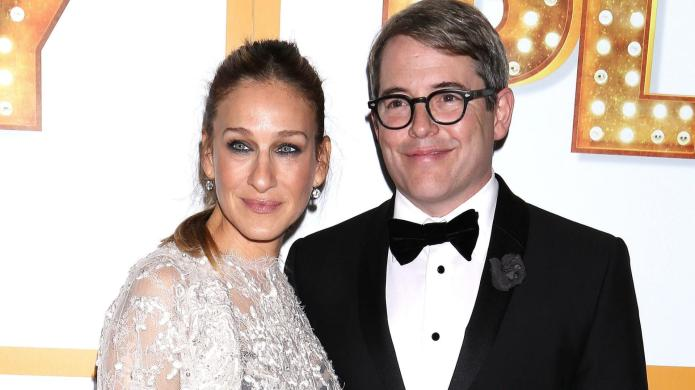 Does Matthew Broderick mind if Sarah