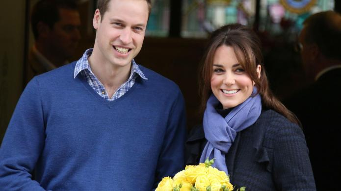 Kate Middleton is pregnant again —