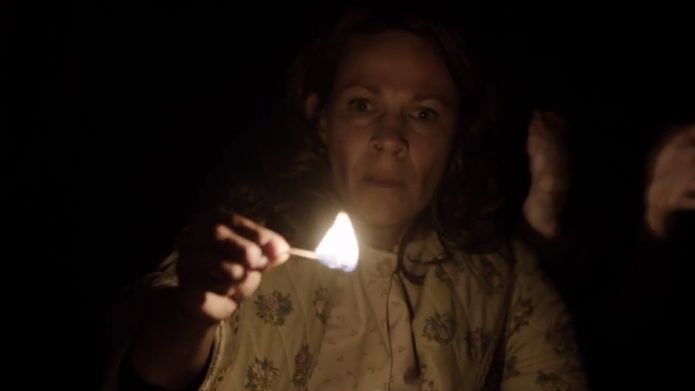 The Conjuring trailer debuts