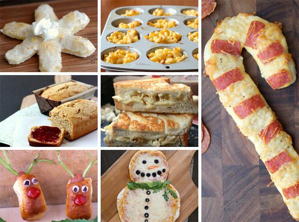 Best food for your winter-themed kids