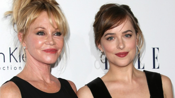14 Times Famous Moms & Daughters