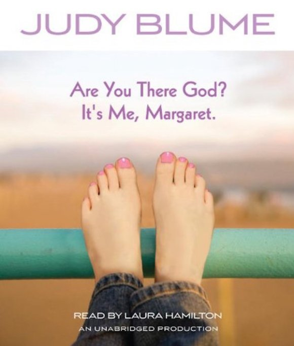 Are You There God? It's Me Margaret book