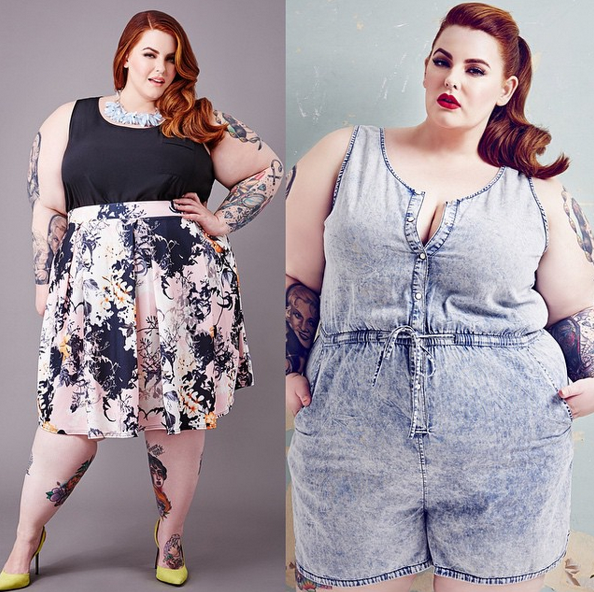 13 Stunning Tess Holliday Looks To Prove Plus Size Is Sexy Page 7