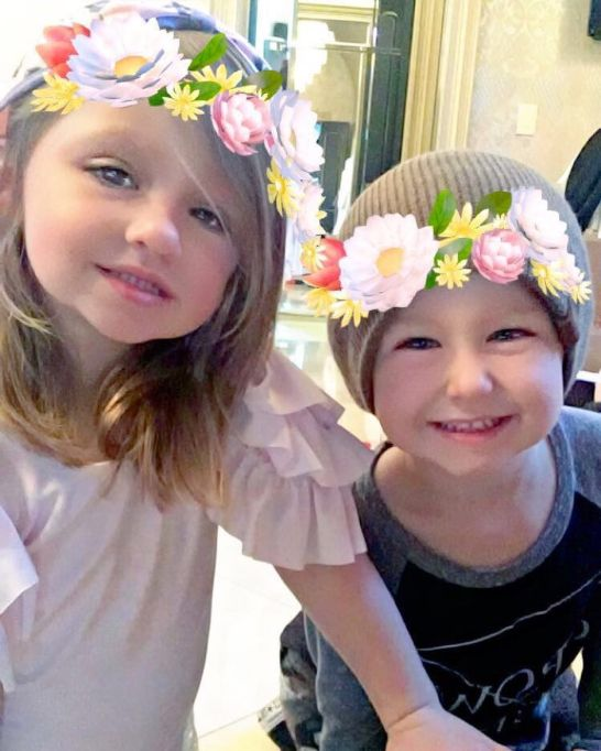 Celebrity Babies Born in November: Kaia Rose and Kane Ren Bierman