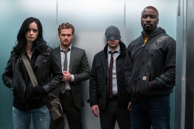 TV Shows & Movies Coming and Leaving Netflix in August: Marvel's The Defenders