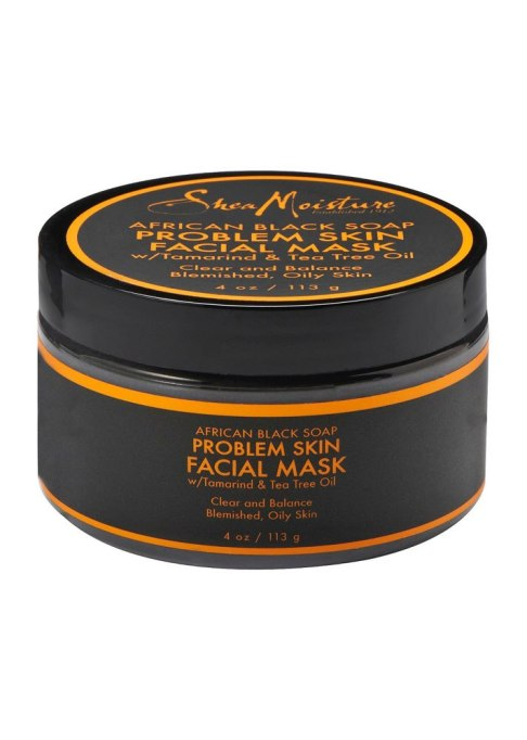 SheaMoisture African Black Soap Problem Skin Mask