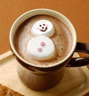 Winter-inspired treats and eats