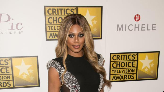 Laverne Cox's Emmy nomination makes history