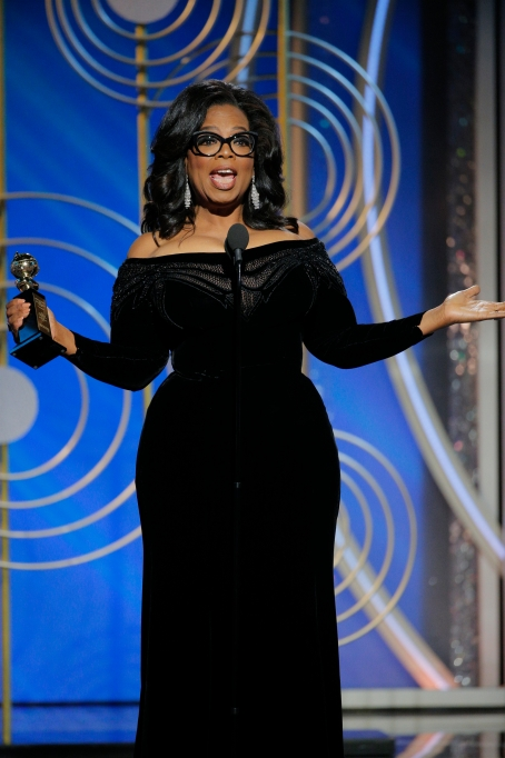 2018 Golden Globe Speeches: Oprah Winfrey