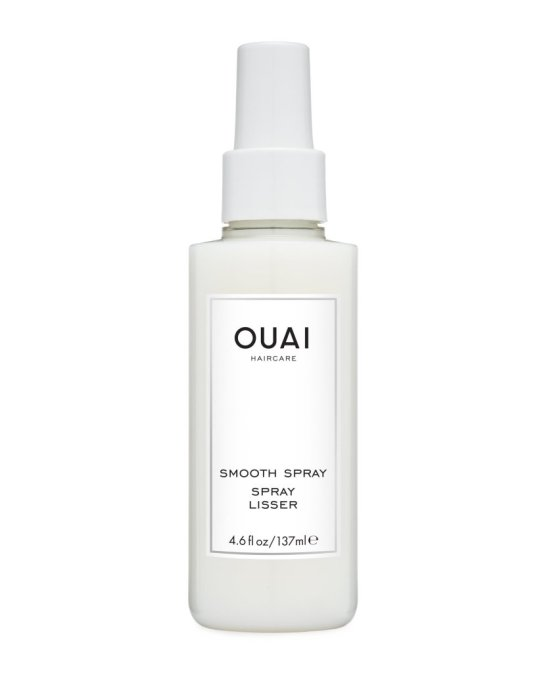 Best products for every hair type: Ouai Smooth Spray | Hair care products 2017