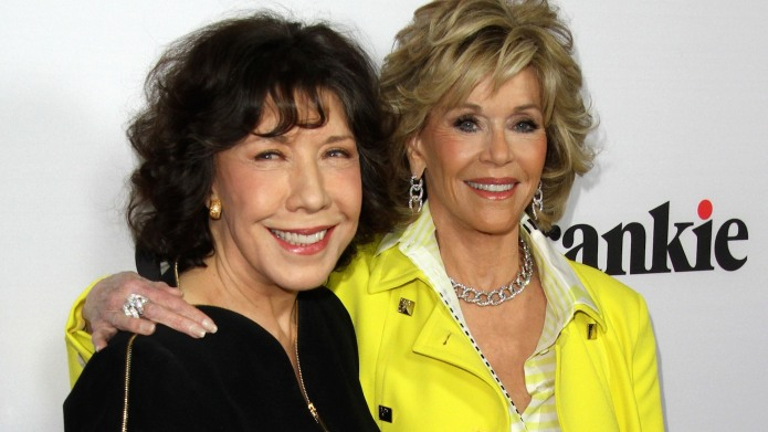 Jane Fonda and Lily Tomlin Have
