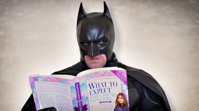 Couple's 'Batbaby' Pregnancy Announcement Is Geeky