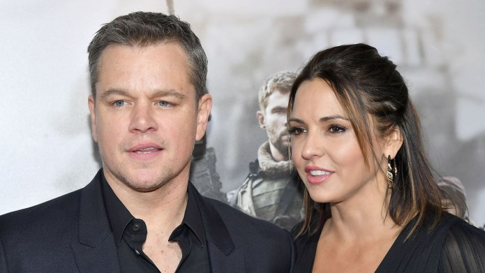 Would Matt Damon Really Move His
