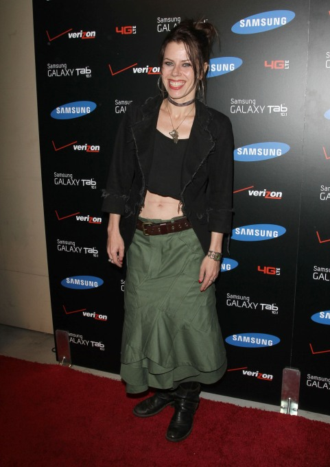 These celebrities may or may not be Wiccans: Fairuza Balk