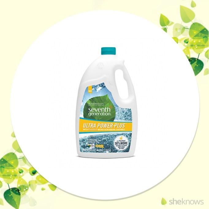 Cruelty-free dish detergent