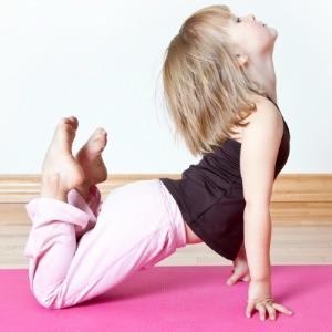 9 Yoga poses your kids will
