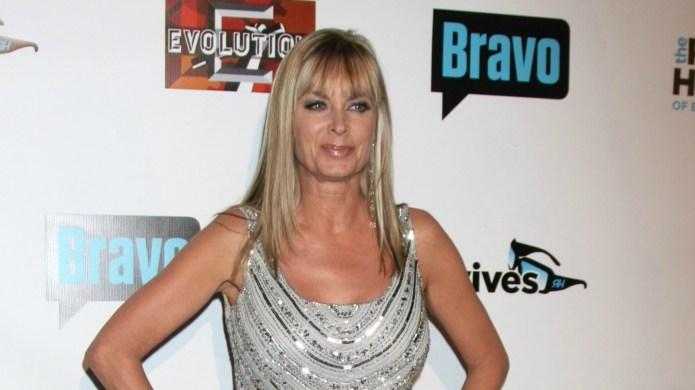 RHOBH star Eileen Davidson reveals a