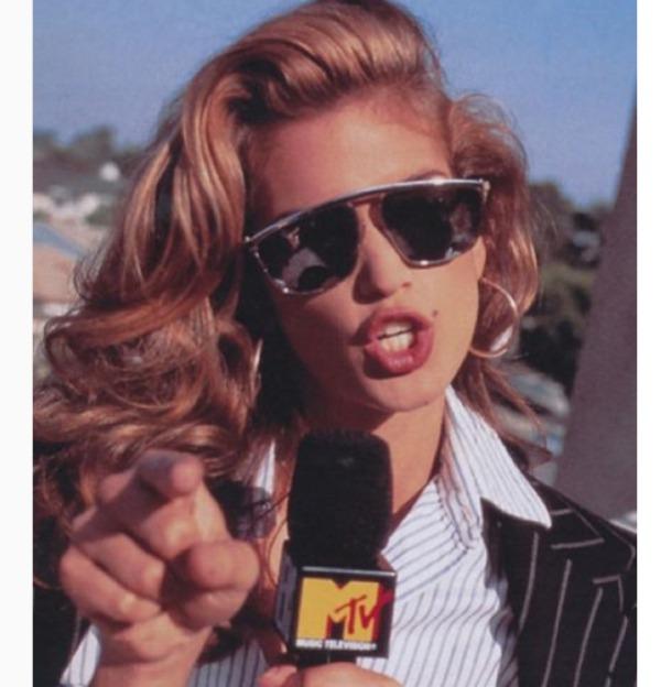 Cindy Crawford MTV