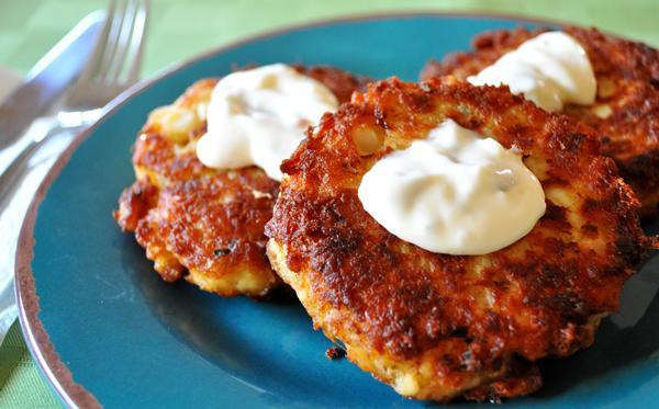Tonight's Dinner: Dijon Tilapia Cakes