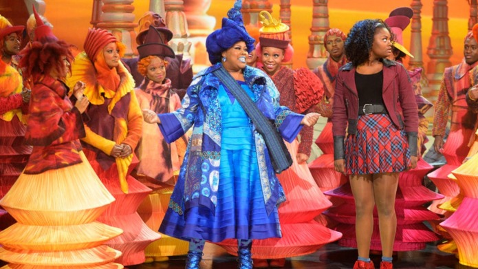 The Wiz Live! accused of racism: