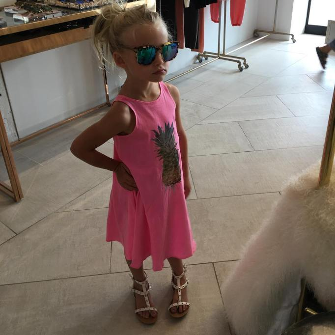 Jessica Simpson's family photos are totally beautiful: Maxwell is the fashionable one