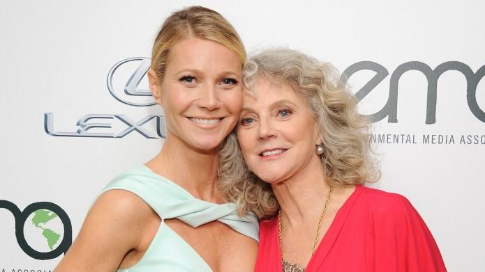 Gwyneth Paltrow Wants Her Mom to