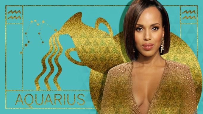 Aquarius: Jan. 20 – Feb. 18