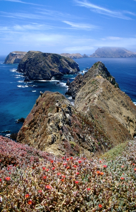 Channel Islands National Park, CA