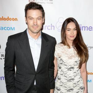 Megan Fox's son's name revealed! Two