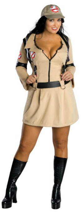 Sexy Halloween Costumes: Ghostbuster