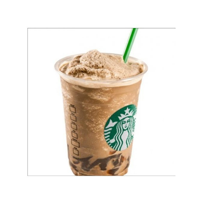 Hojicha Frappuccino with Earl Grey Jelly Starbucks