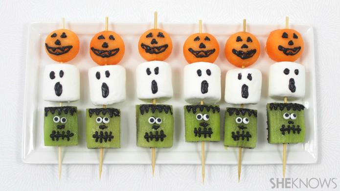 Balance Out Halloween Candy Overload With